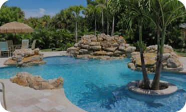 Pool Landscaping Charleston